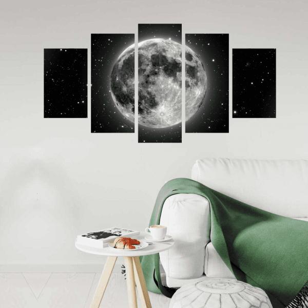 Quadro Lua - 1777